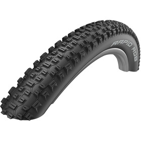 "SCHWALBE Rapid Rob Active Wired-on Tire K-Guard SBC 29x2.25"" black"